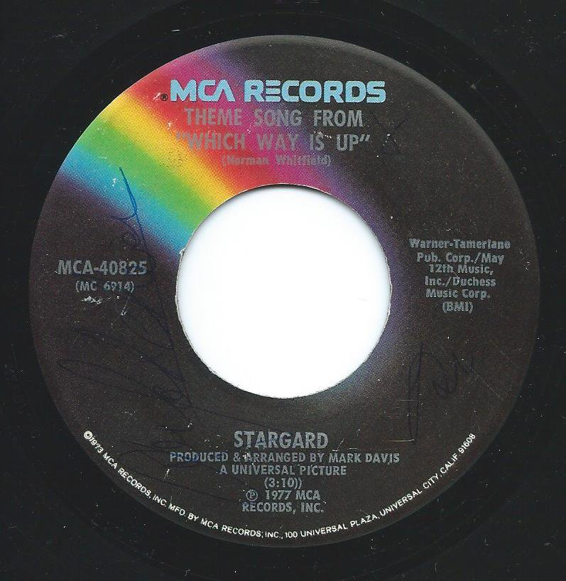 STARGARD ‎/ THEME SONG FROM