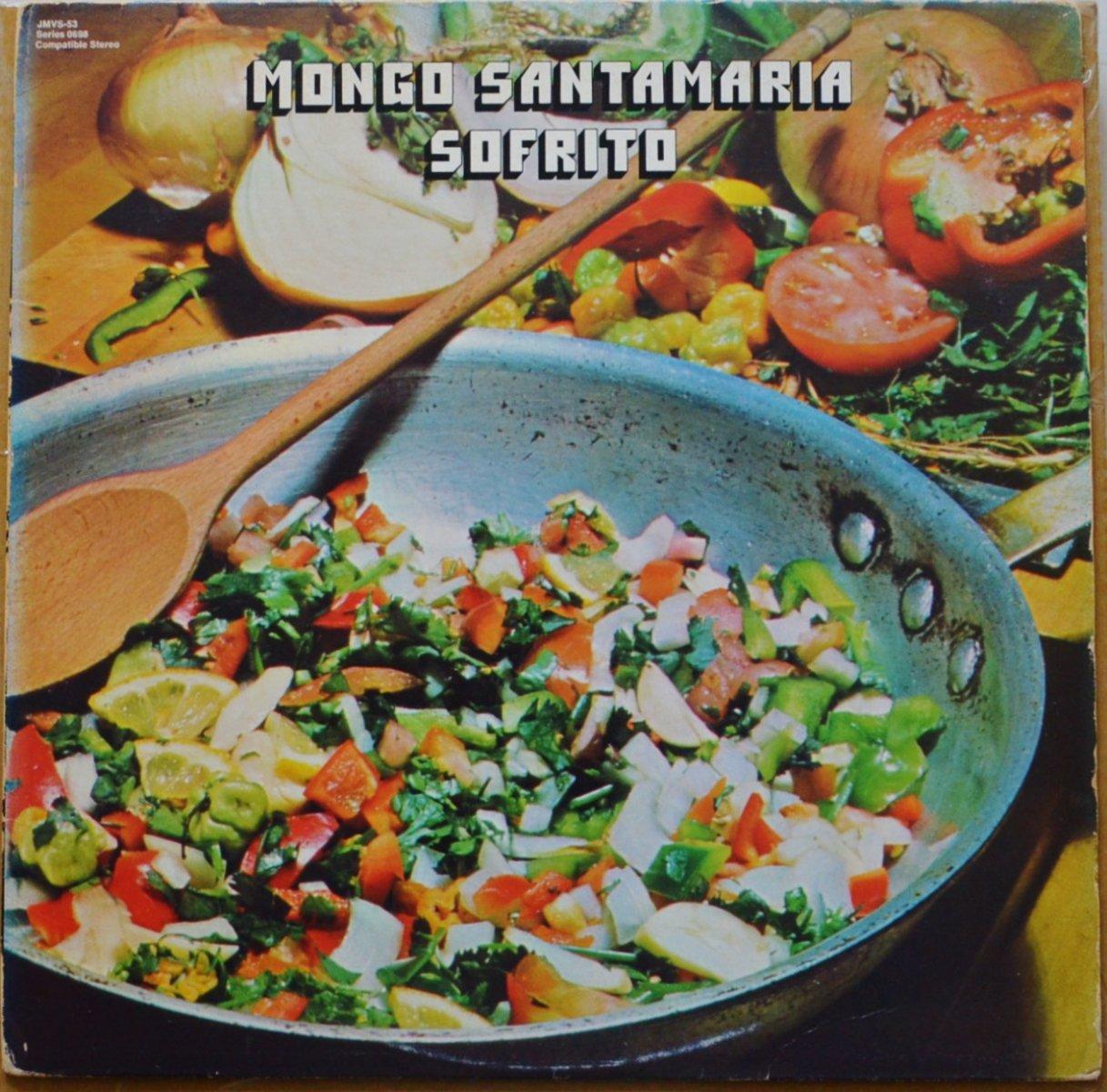 MONGO SANTAMARIA / SOFRITO (LP)