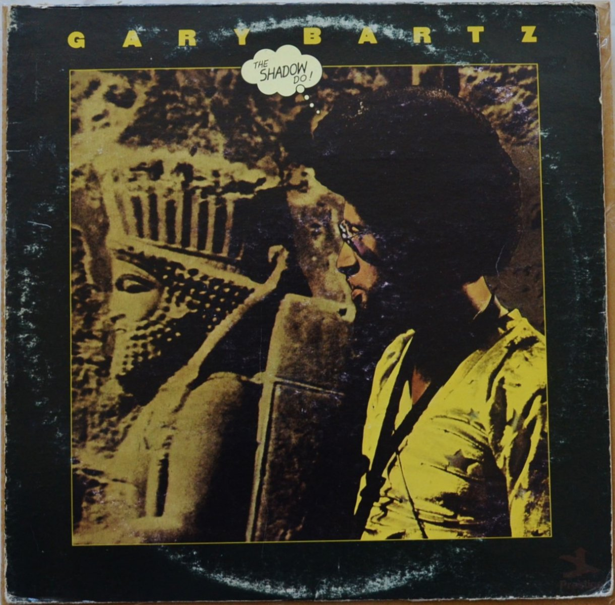 GARY BARTZ ‎/ THE SHADOW DO (LP)
