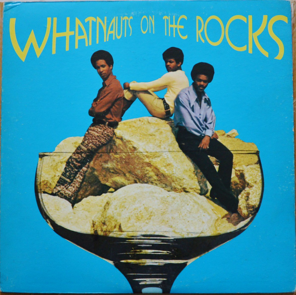 WHATNAUTS / WHATNAUTS ON THE ROCKS (LP)