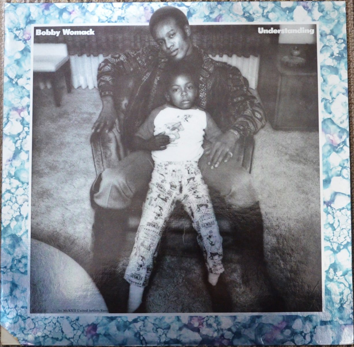 BOBBY WOMACK / UNDERSTANDING (LP)