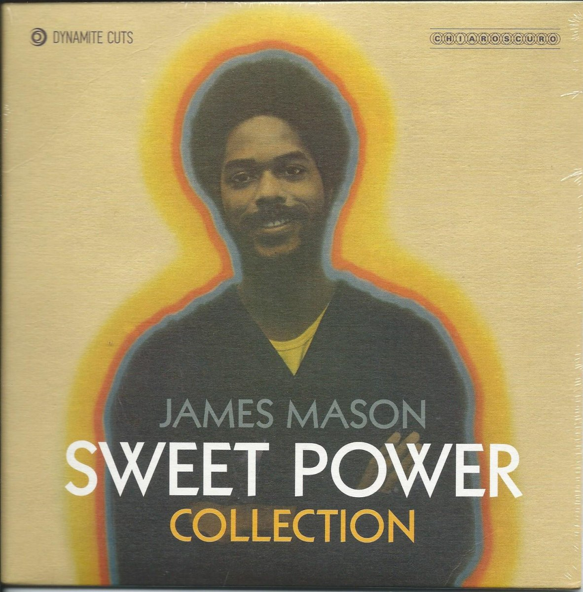 JAMES MASON ‎/ SWEET POWER YOUR EMBRACE / SLICK CITY (SWEET POWER COLLECTION) (2×7