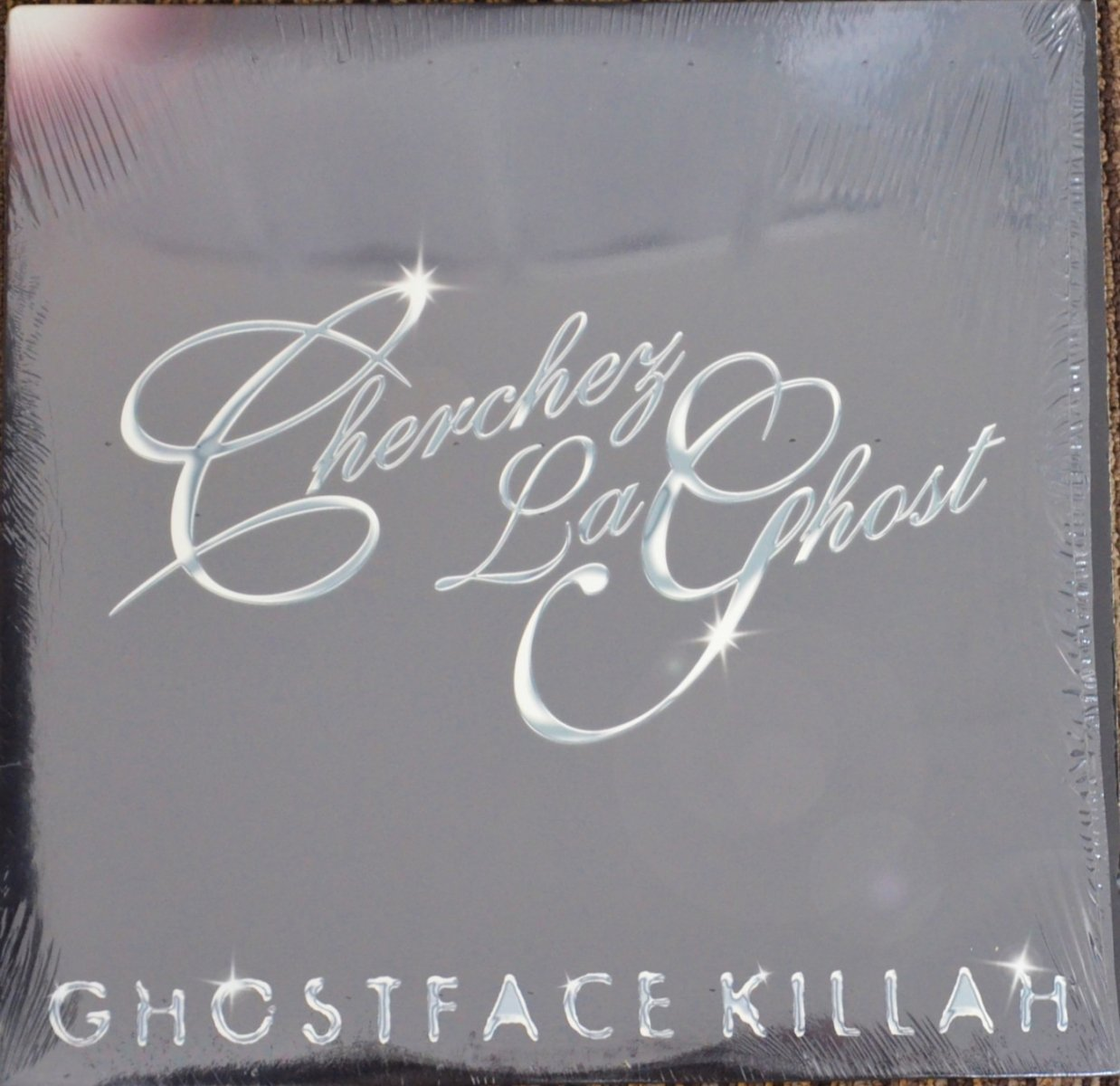 GHOSTFACE KILLAH ‎/ CHERCHEZ LAGHOST / WE MADE IT (12