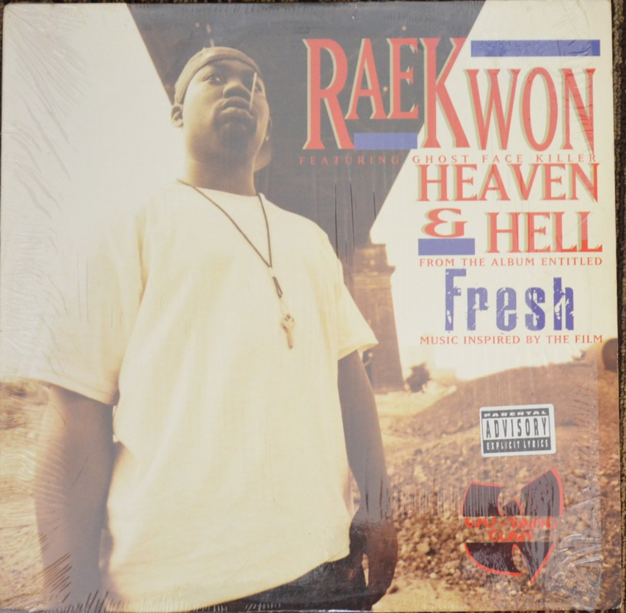 RAEKWON FEATURING GHOST FACE KILLER / HEAVEN & HELL (12