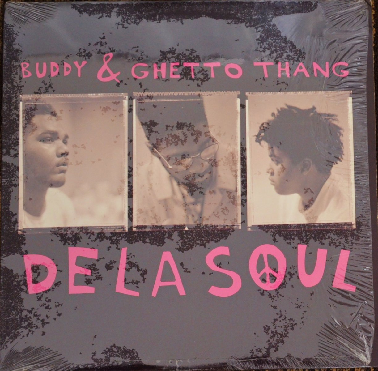 DE LA SOUL ‎/ BUDDY & GHETTO THANG (12