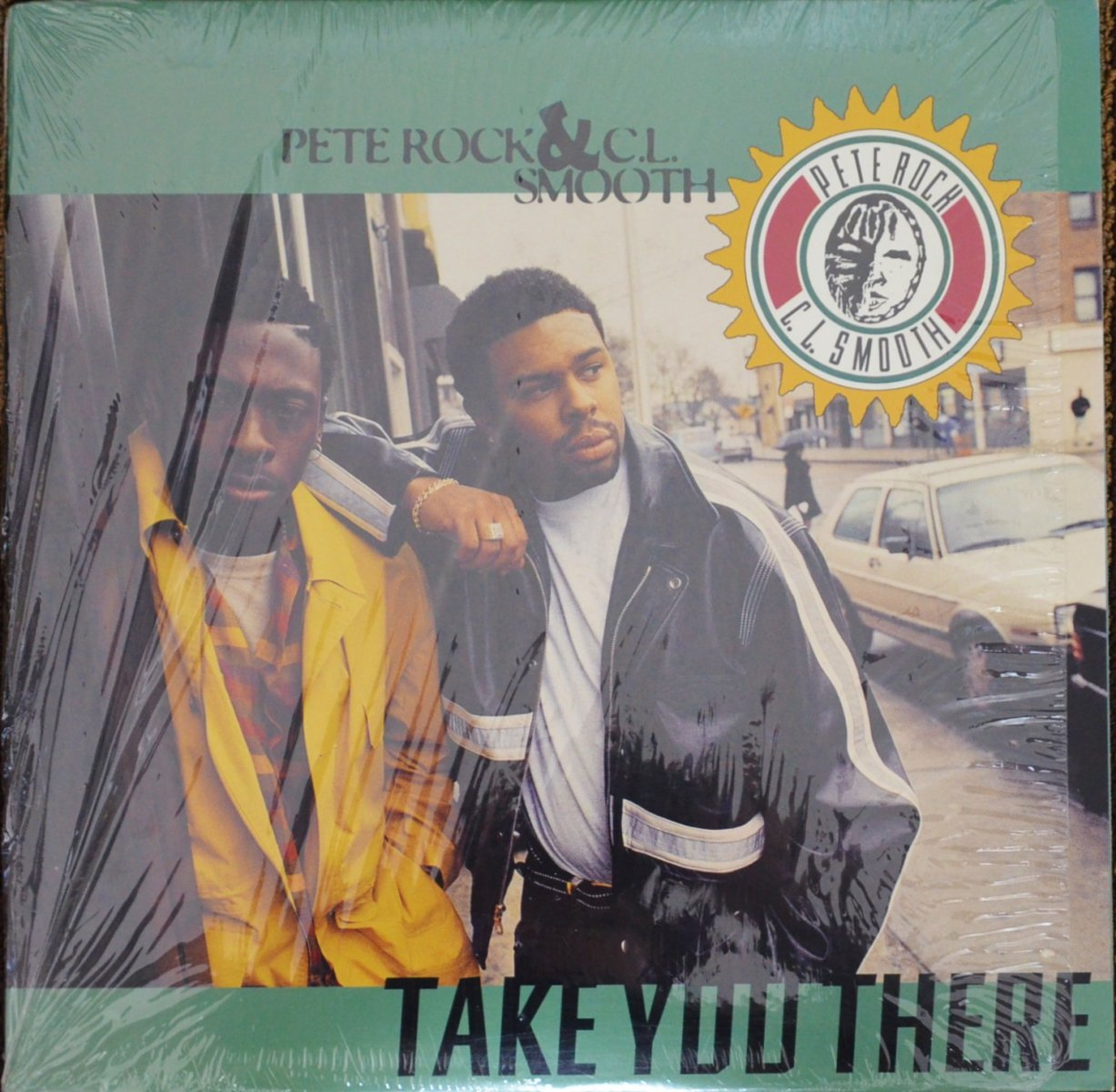 PETE ROCK & C.L.SMOOTH / TAKE YOU THERE (12