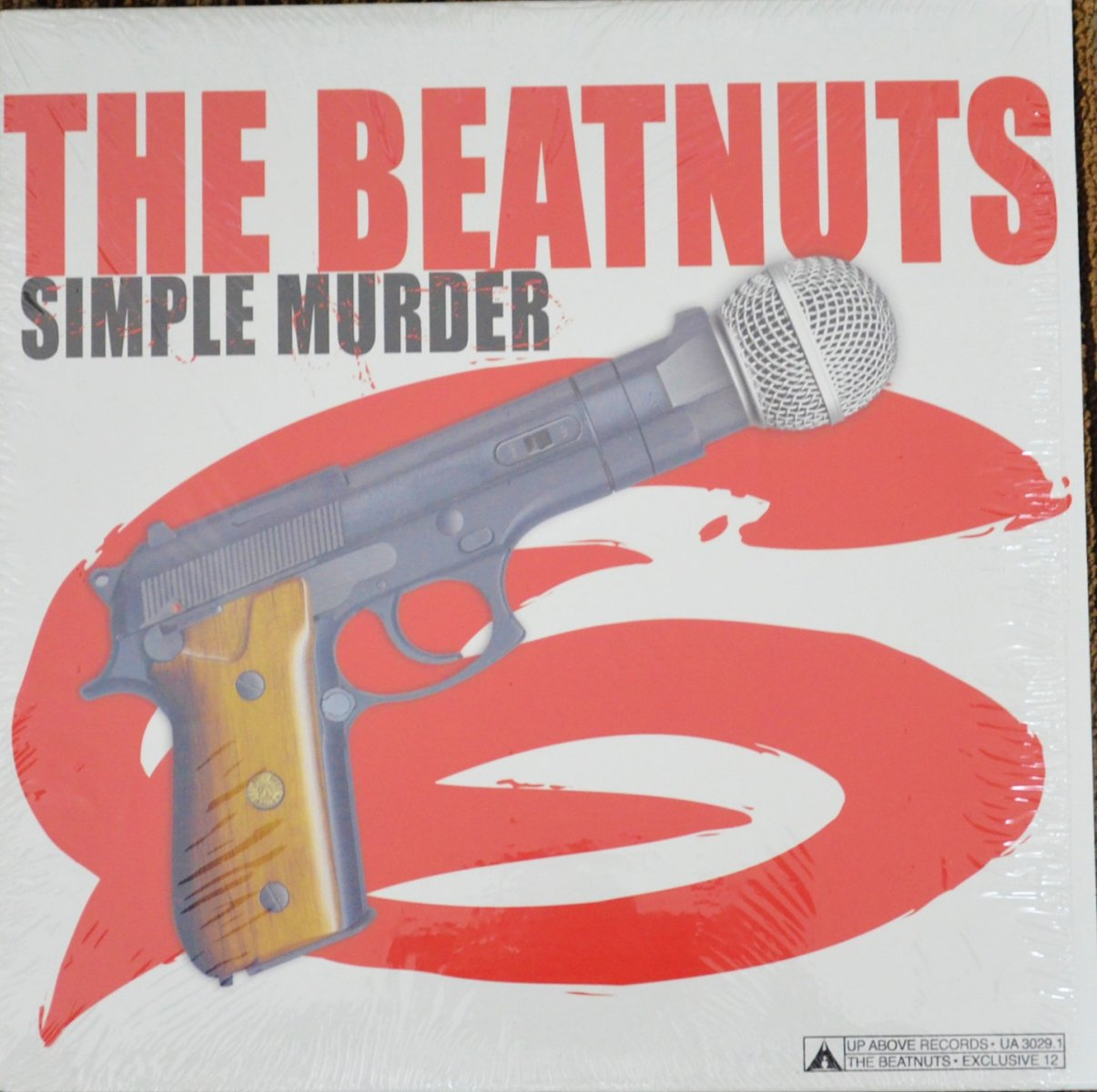 THE BEATNUTS ‎/ SIMPLE MURDER (12