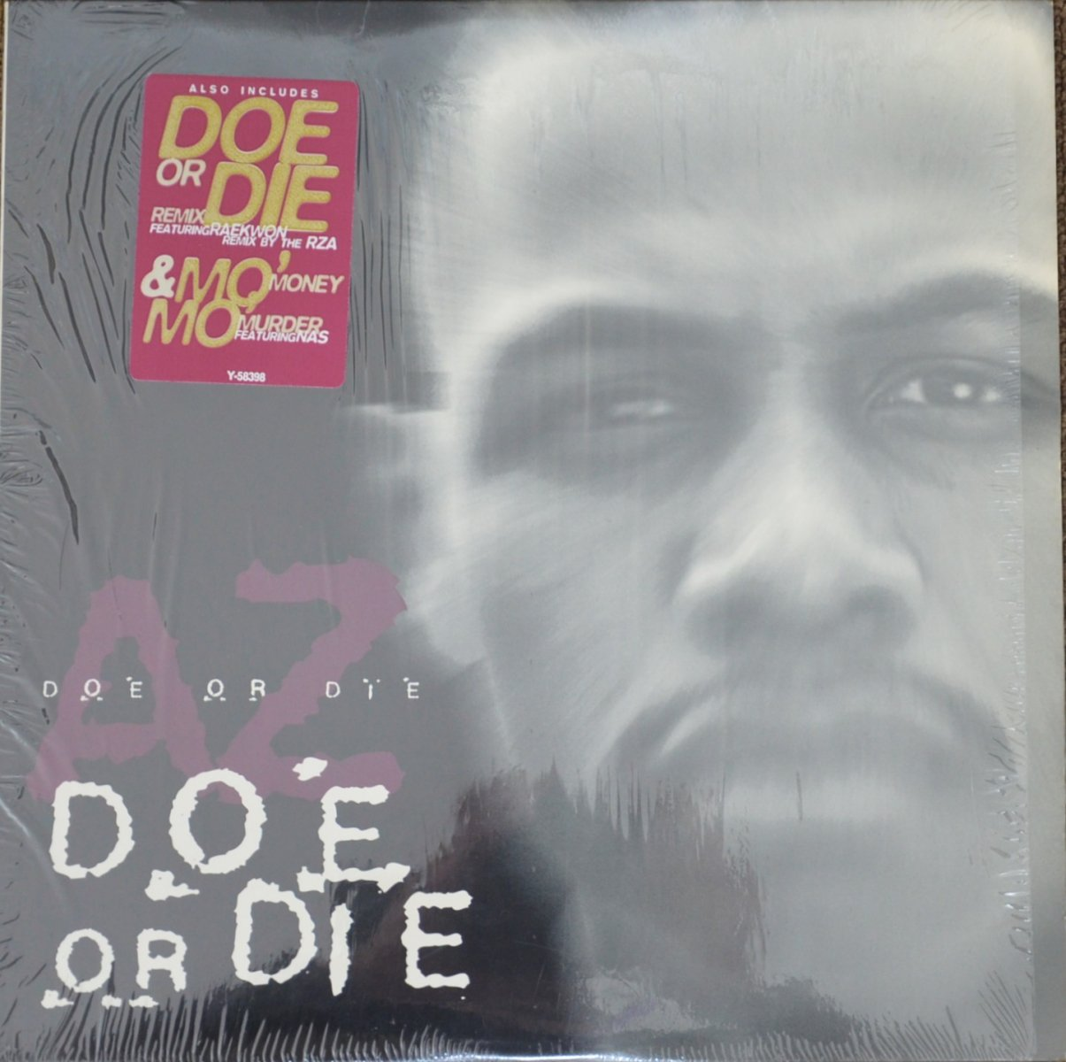 AZ / DOE OR DIE / MO MONEY, MO MURDER