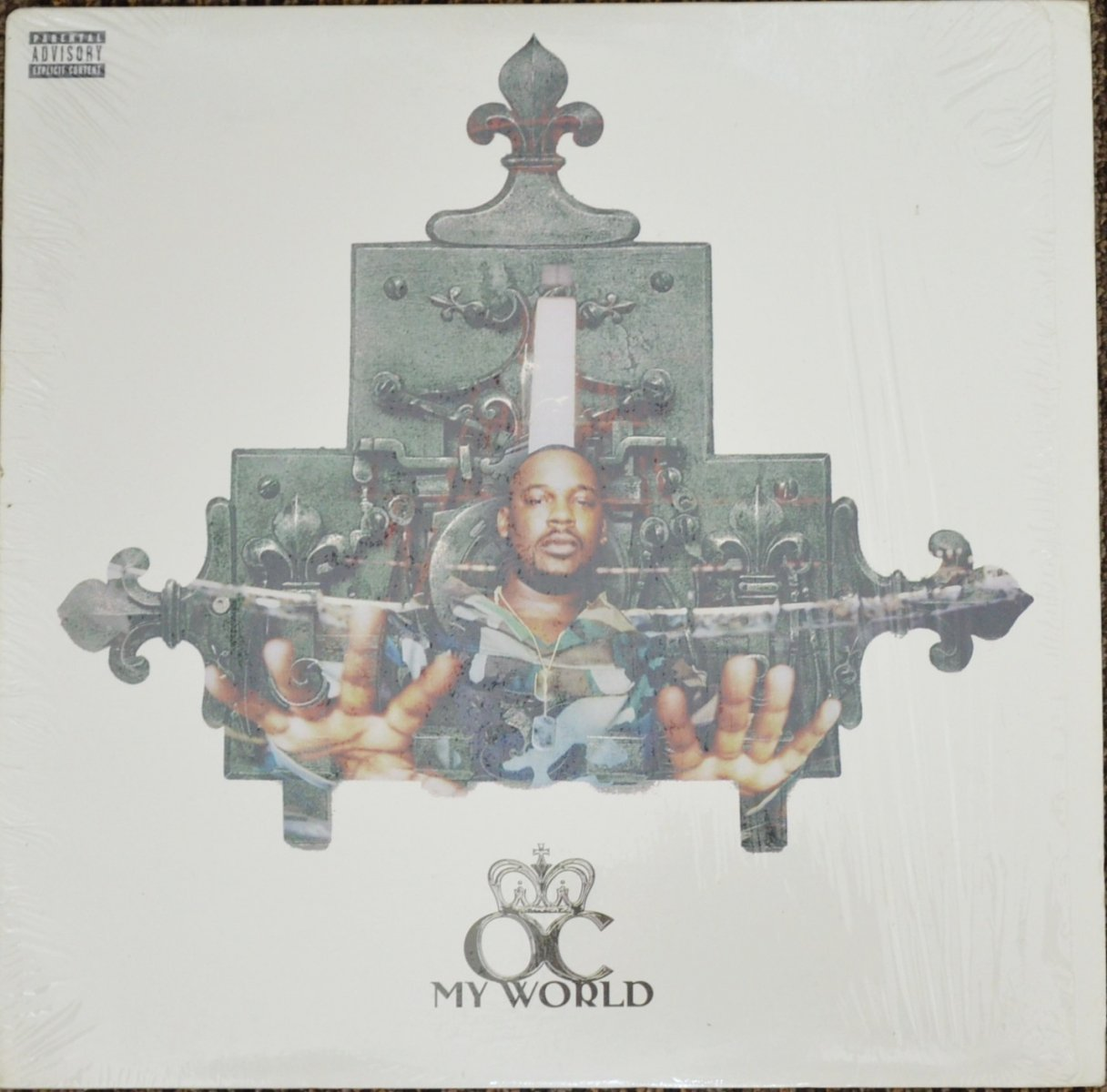 O.C. ‎/ MY WORLD (PROD BY DJ PREMIER) (12