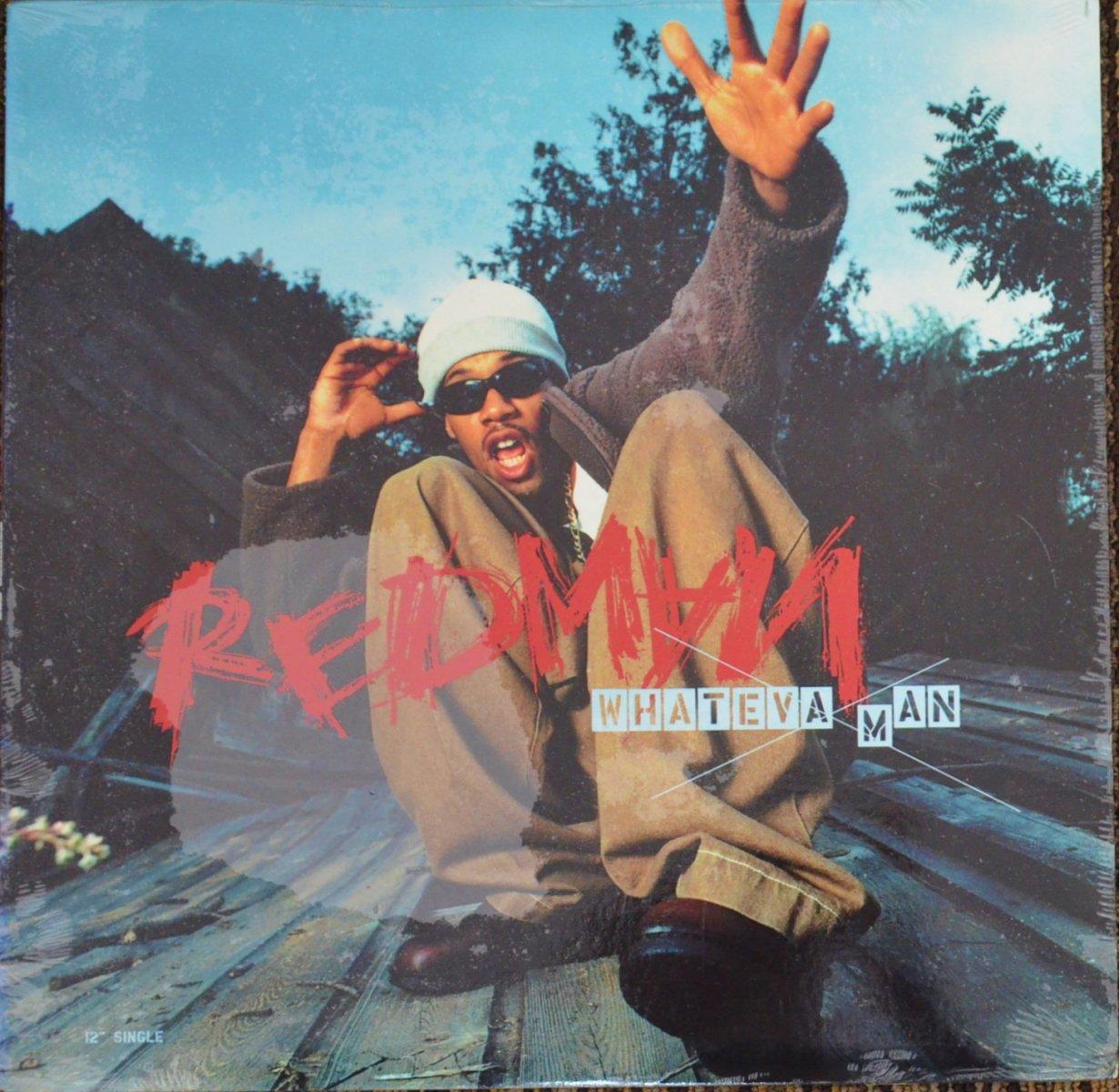 REDMAN / WHATEVA MAN / SMOKE BUDDAH (12