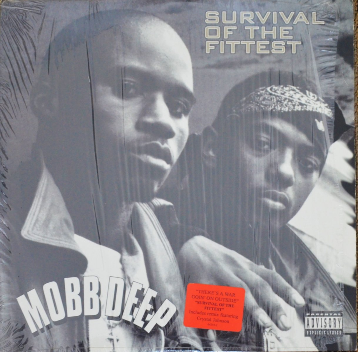 MOBB DEEP ‎/ SURVIVAL OF THE FITTEST (12