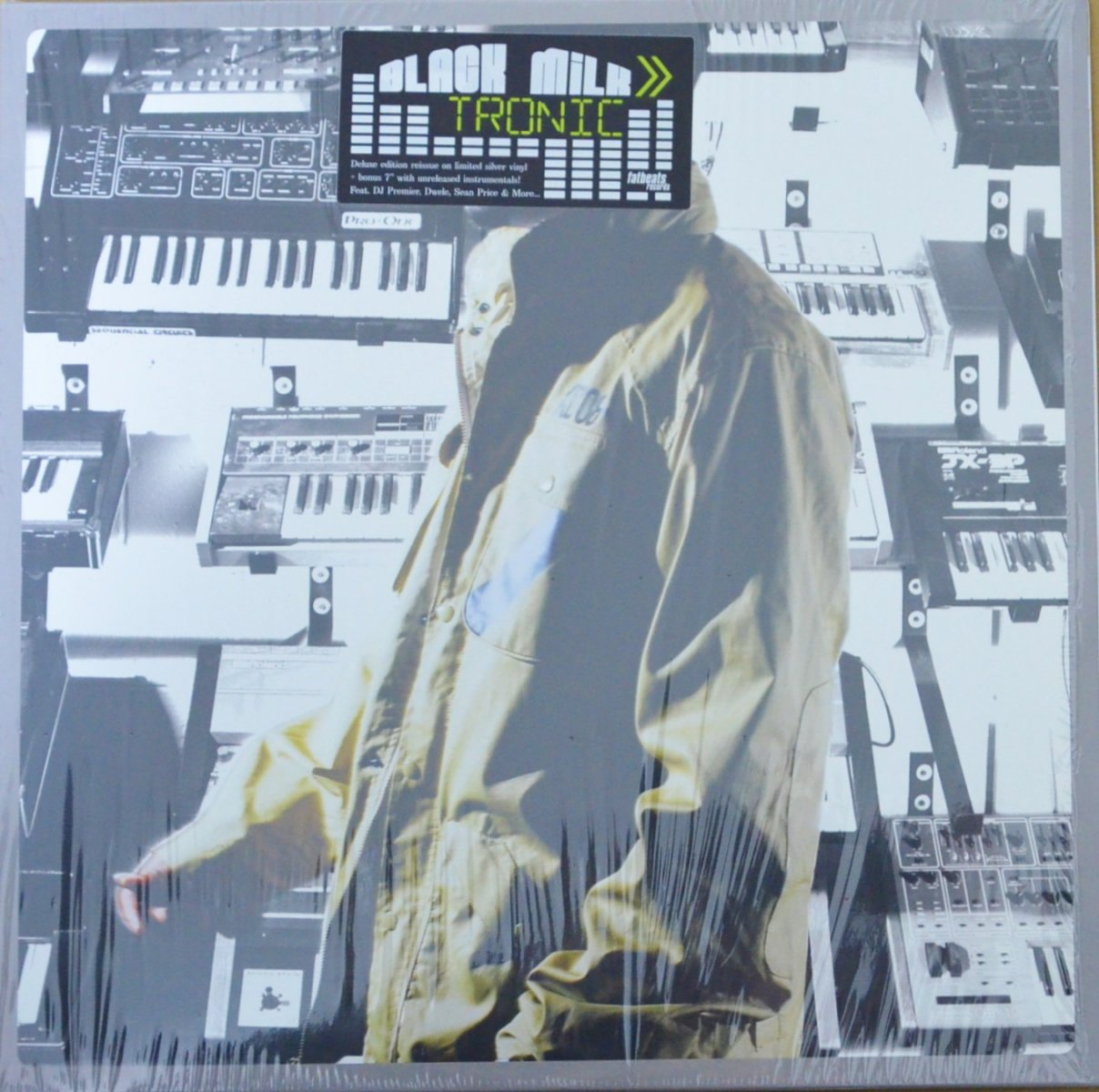 BLACK MILK ‎/ TRONIC (2LP)