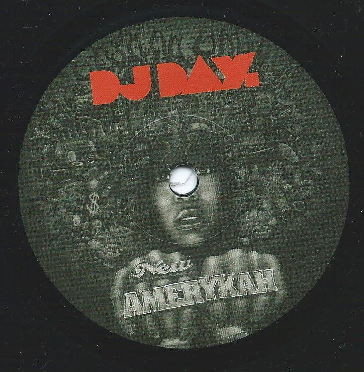 ERYKAH BADU ‎/ HONEY (DJ DAY REMIX) (7