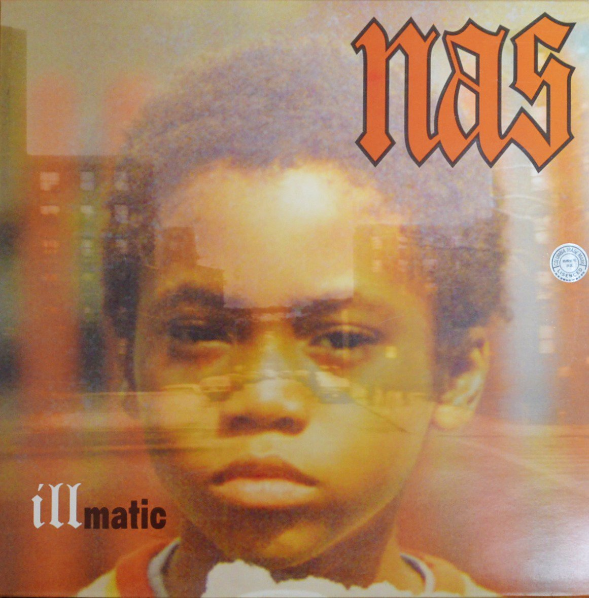 NAS / ILLMATIC - EU ORIGINAL (1LP)