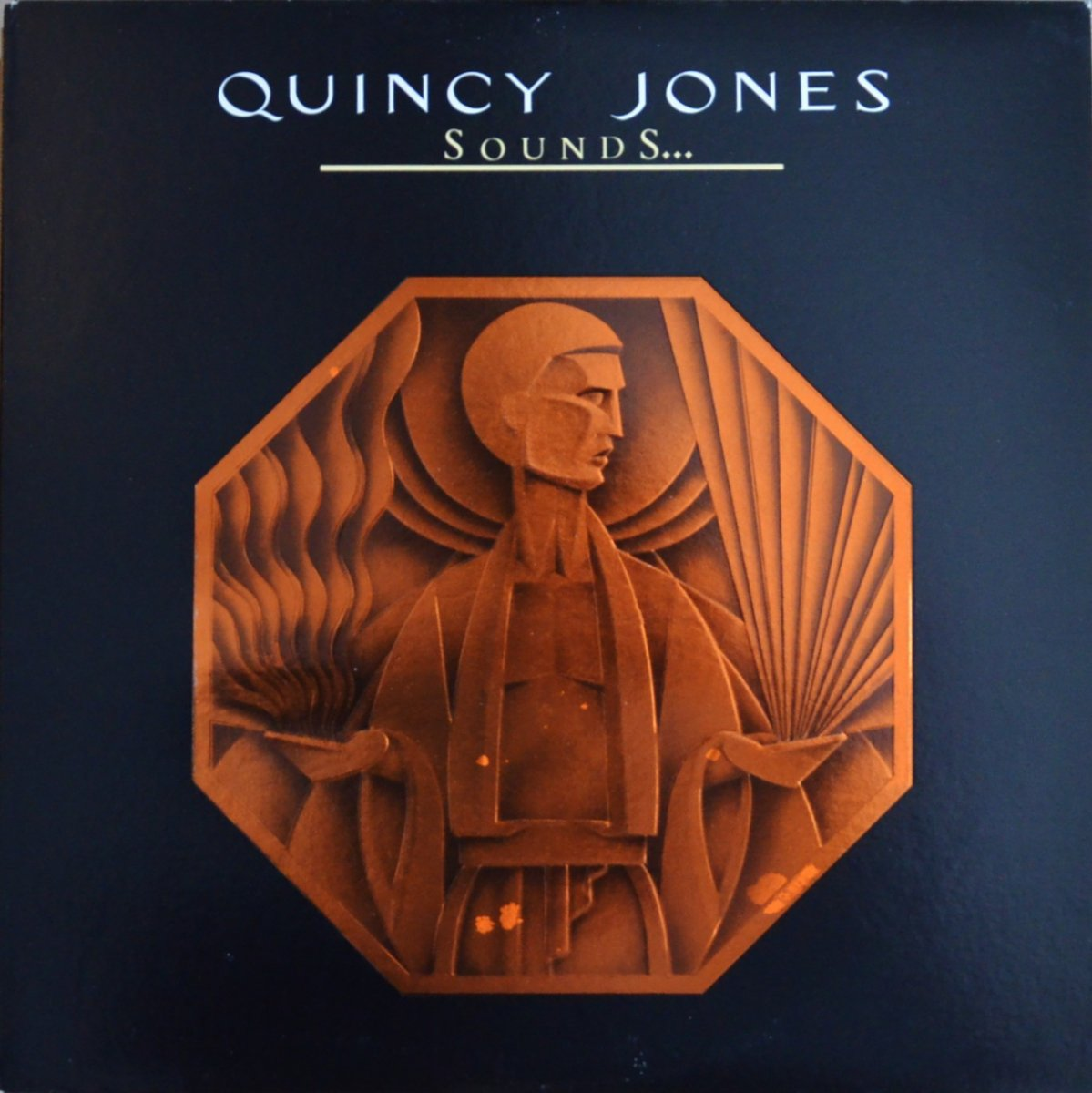QUINCY JONES ‎/ SOUNDS ... AND STUFF LIKE THAT!! (LP)