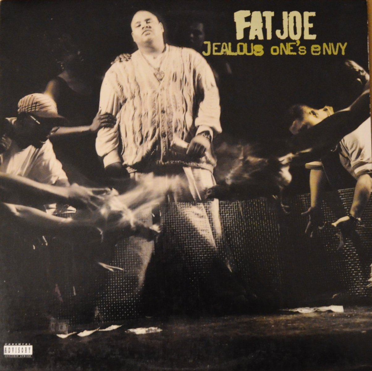 FAT JOE / JEALOUS ONE'S ENVY (LP)