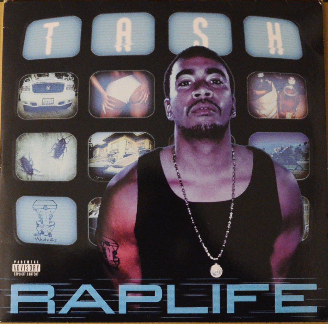 TASH / RAP LIFE (2LP)