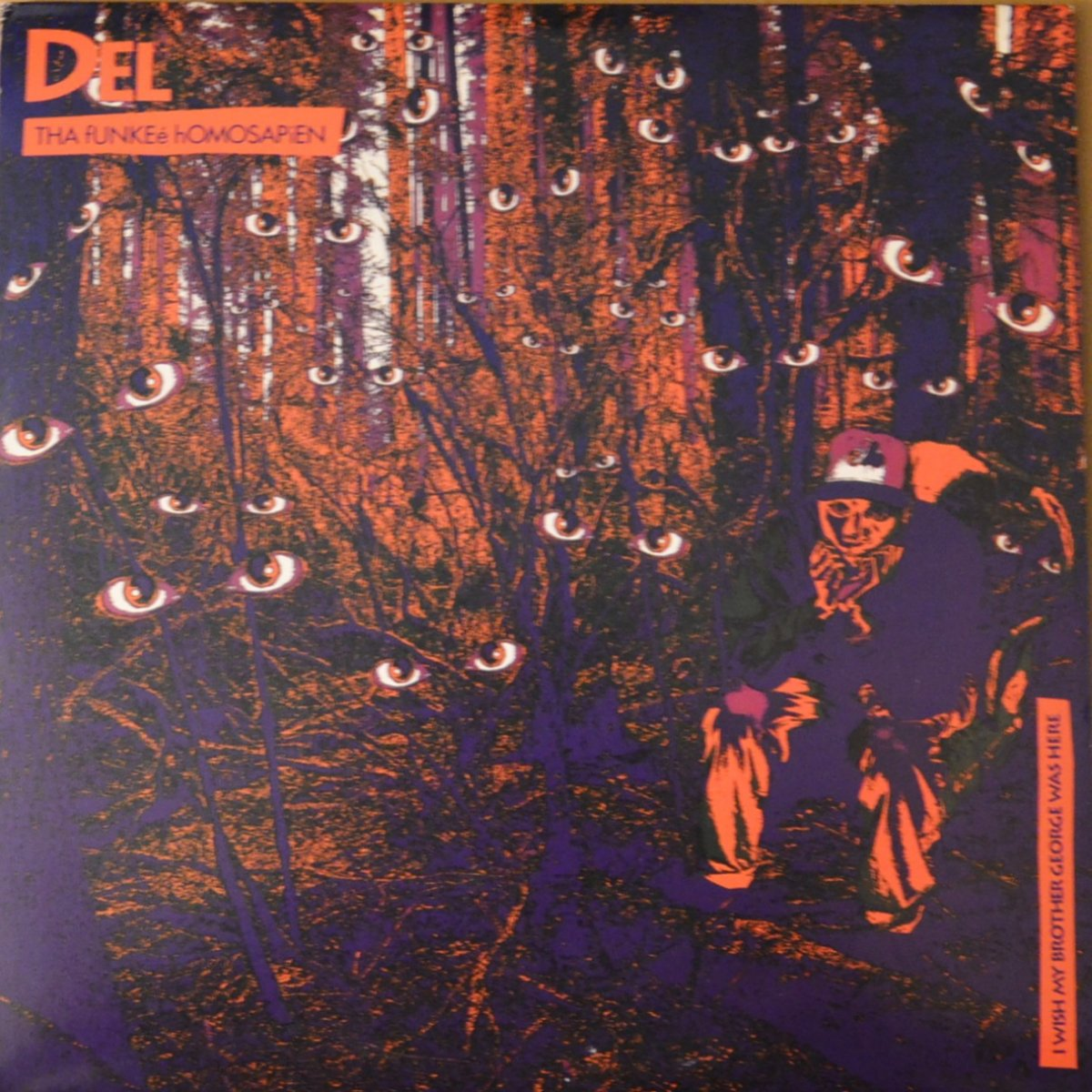 DEL THA FUNKEE HOMOSAPIEN / I WISH MY BROTHER GEORGE WAS HERE (2LP)