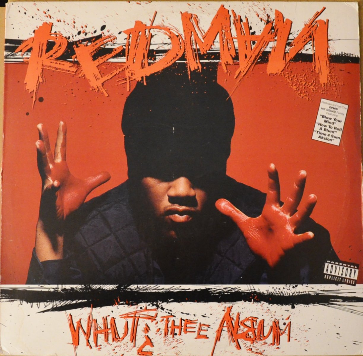 REDMAN / WHUT? THEE ALBUM (1LP)