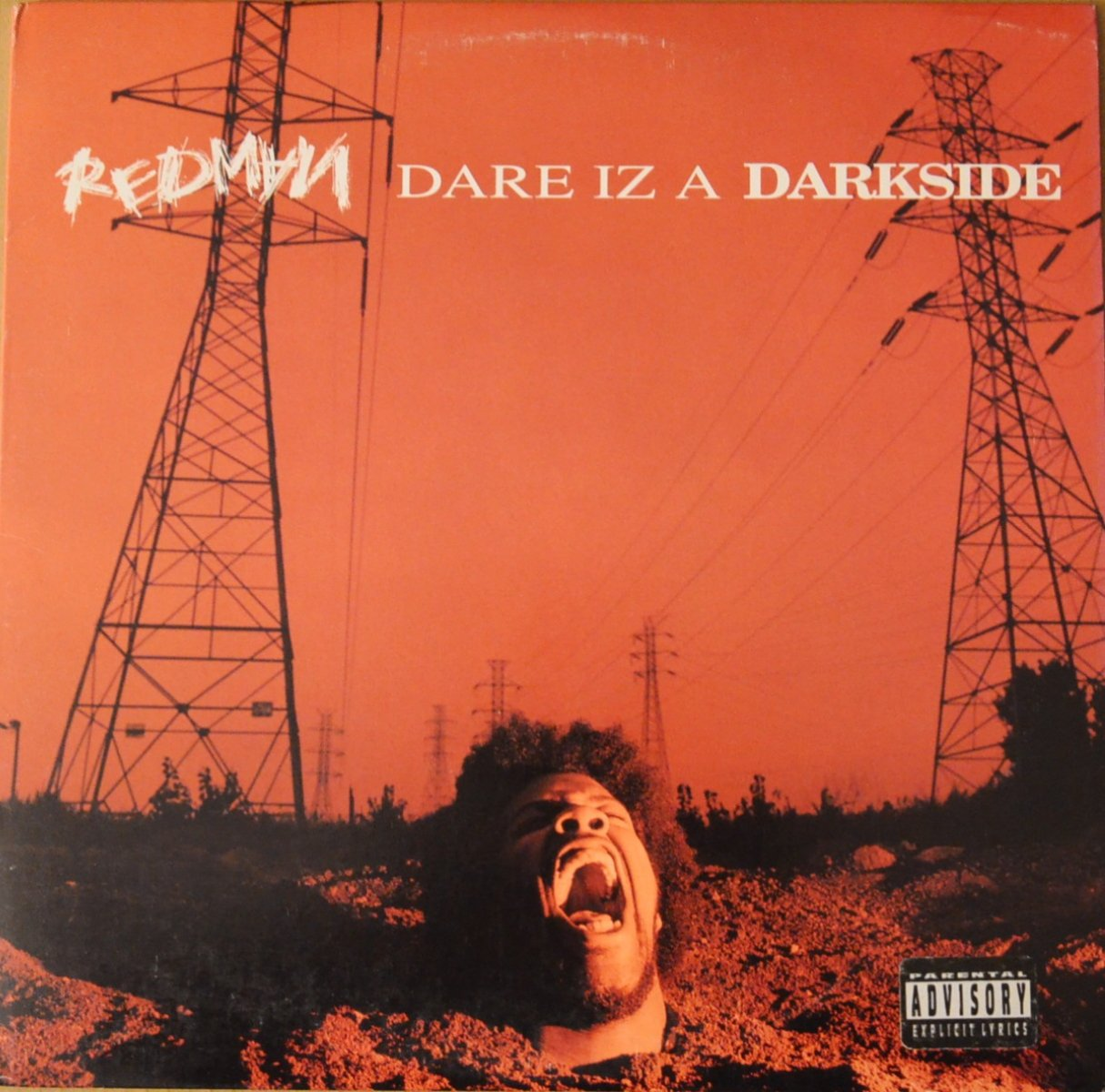 REDMAN ‎/ DARE IZ A DARKSIDE (1LP)
