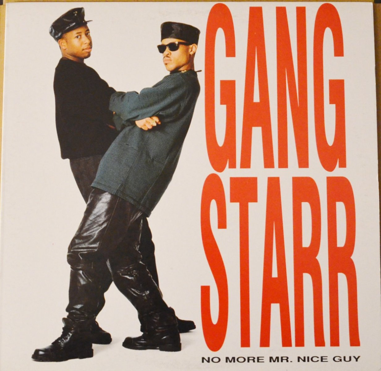 GANG STARR ‎/ NO MORE MR. NICE GUY (1LP)