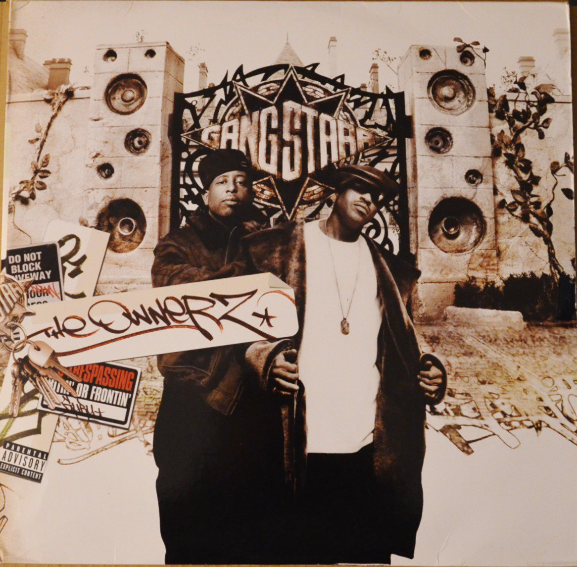 GANG STARR ‎/ THE OWNERZ (3LP)