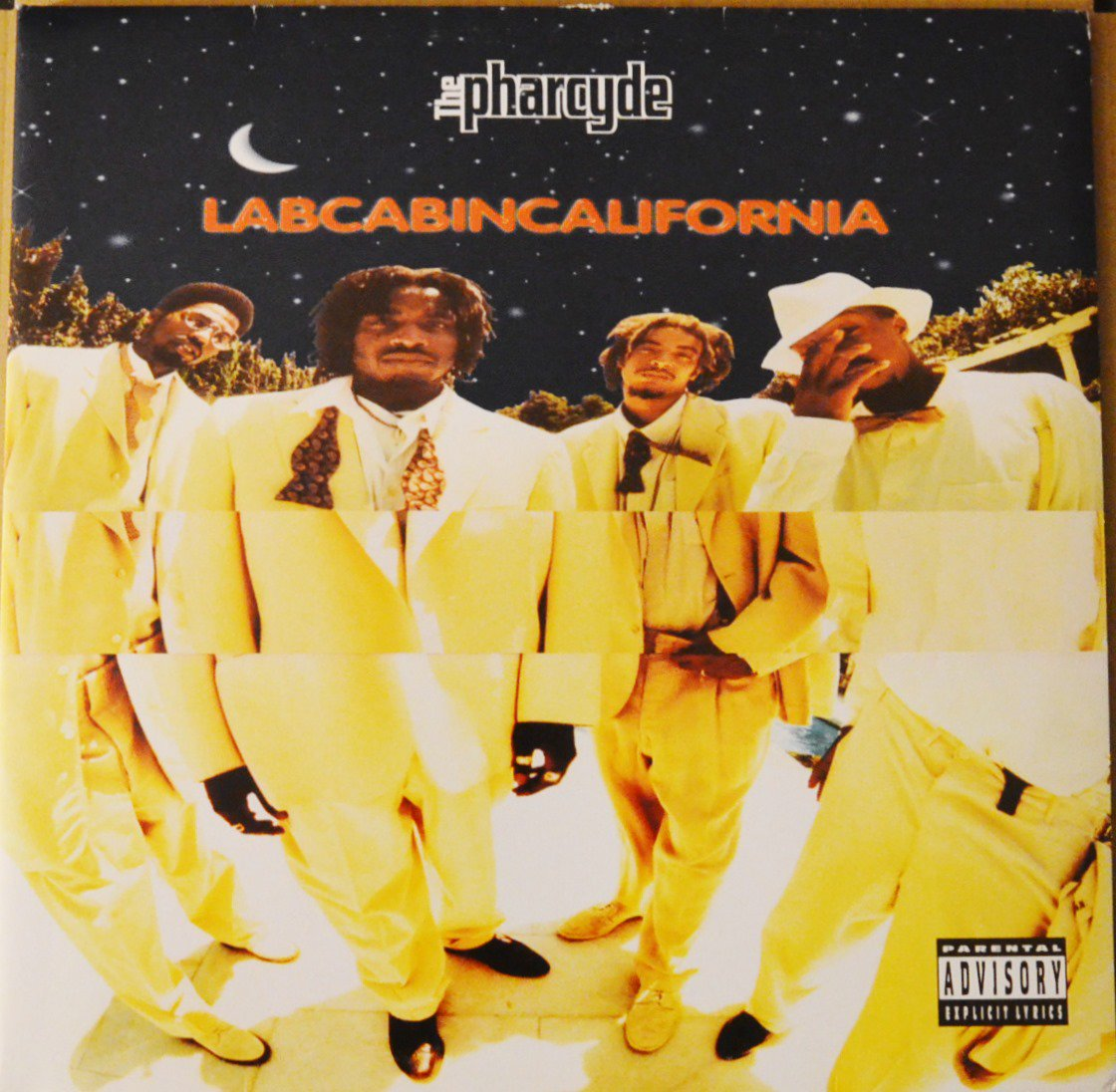 THE PHARCYDE / LABCABINCALIFORNIA (2LP)