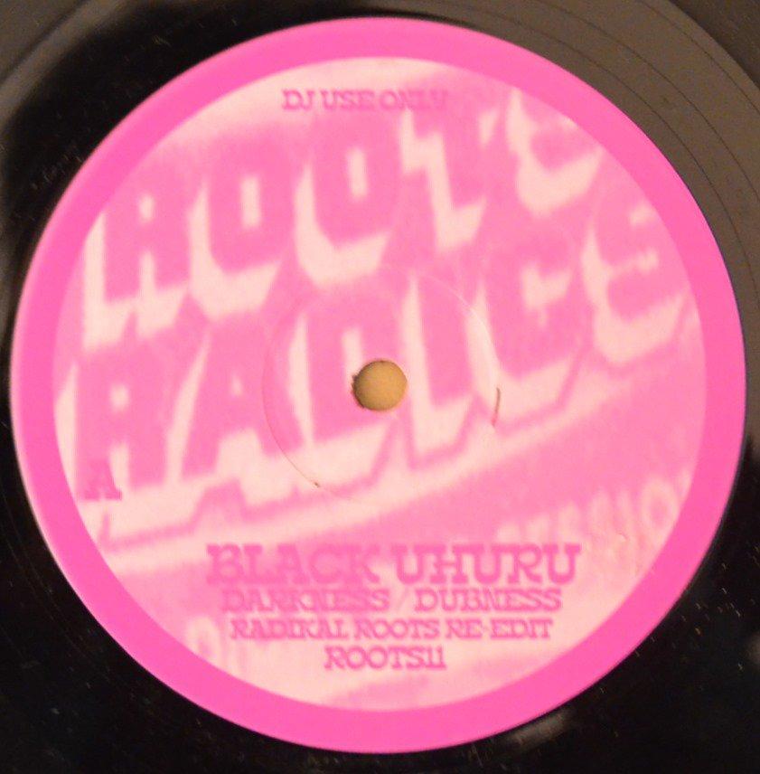 BLACK UHURU / RADIKAL ROOTS RE-EDITS VOLUME 11 (12