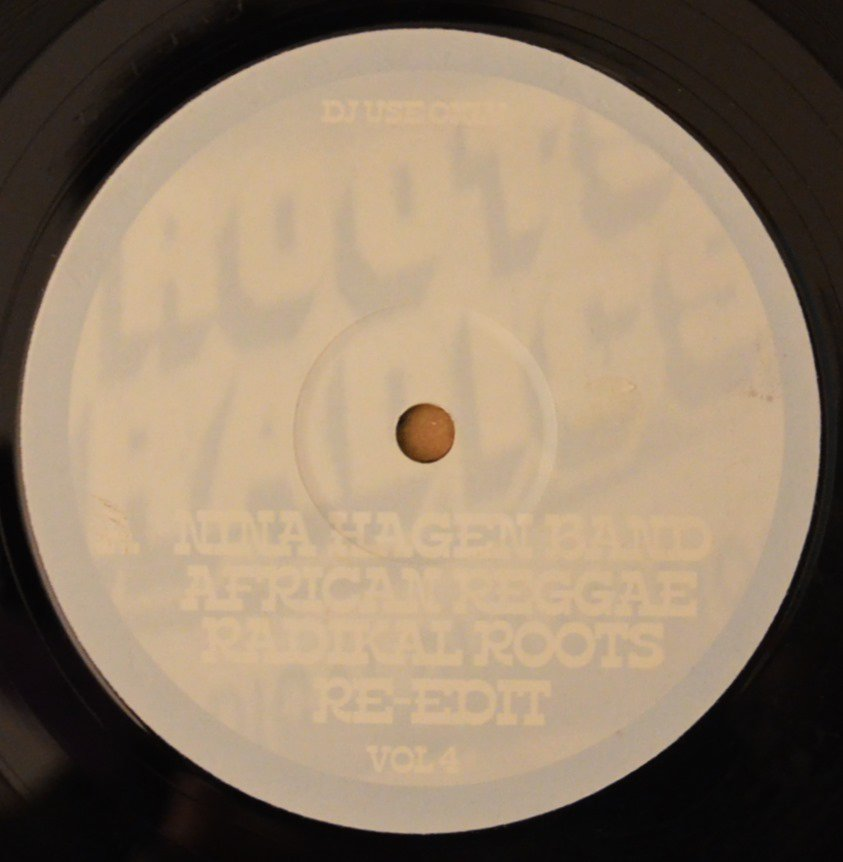 NINA HAGEN BAND / SHEILA HYLTON / RADIKAL ROOTS RE-EDITS VOLUME 4 (12