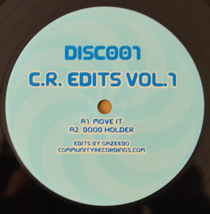 GAZEEBO / C.R. EDITS VOL. 1 (12