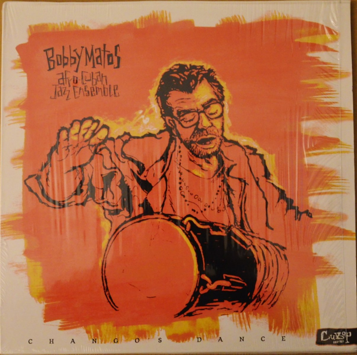 BOBBY MATOS AFRO-CUBAN JAZZ ENSEMBLE / CHANGO'S DANCE (2LP)