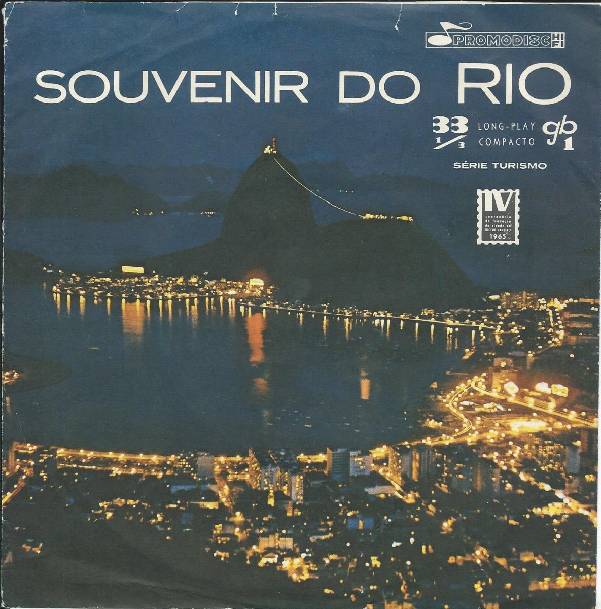ANTONIO LABORDA / SOUVENIR DO RIO (7