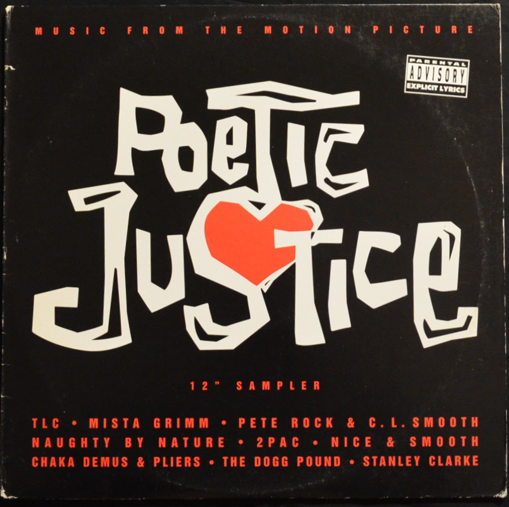 V.A.(PETE ROCK & C.L. SMOOTH...) / ONE IN A MILLION (POETIC JUSTICE 12