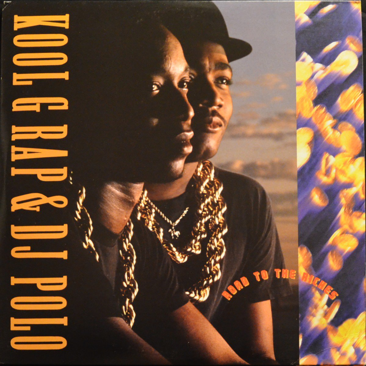 KOOL G RAP & DJ POLO / ROAD TO THE RICHES (4LP)