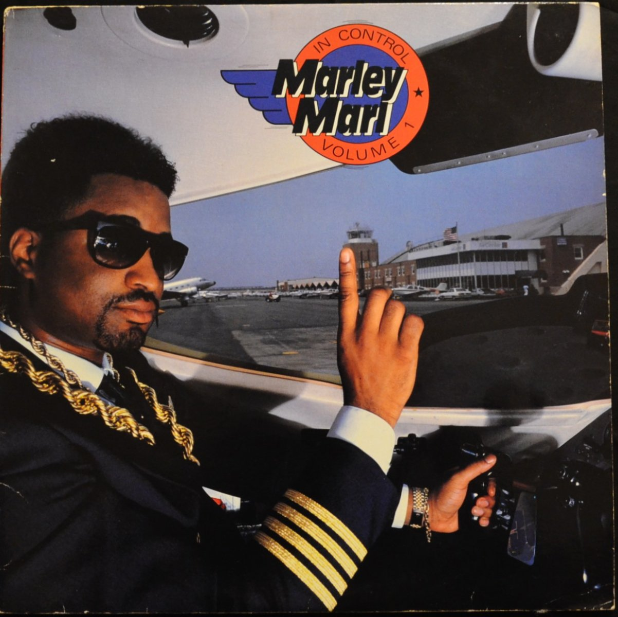 MARLEY MARL / IN CONTROL, VOLUME 1 (1LP)
