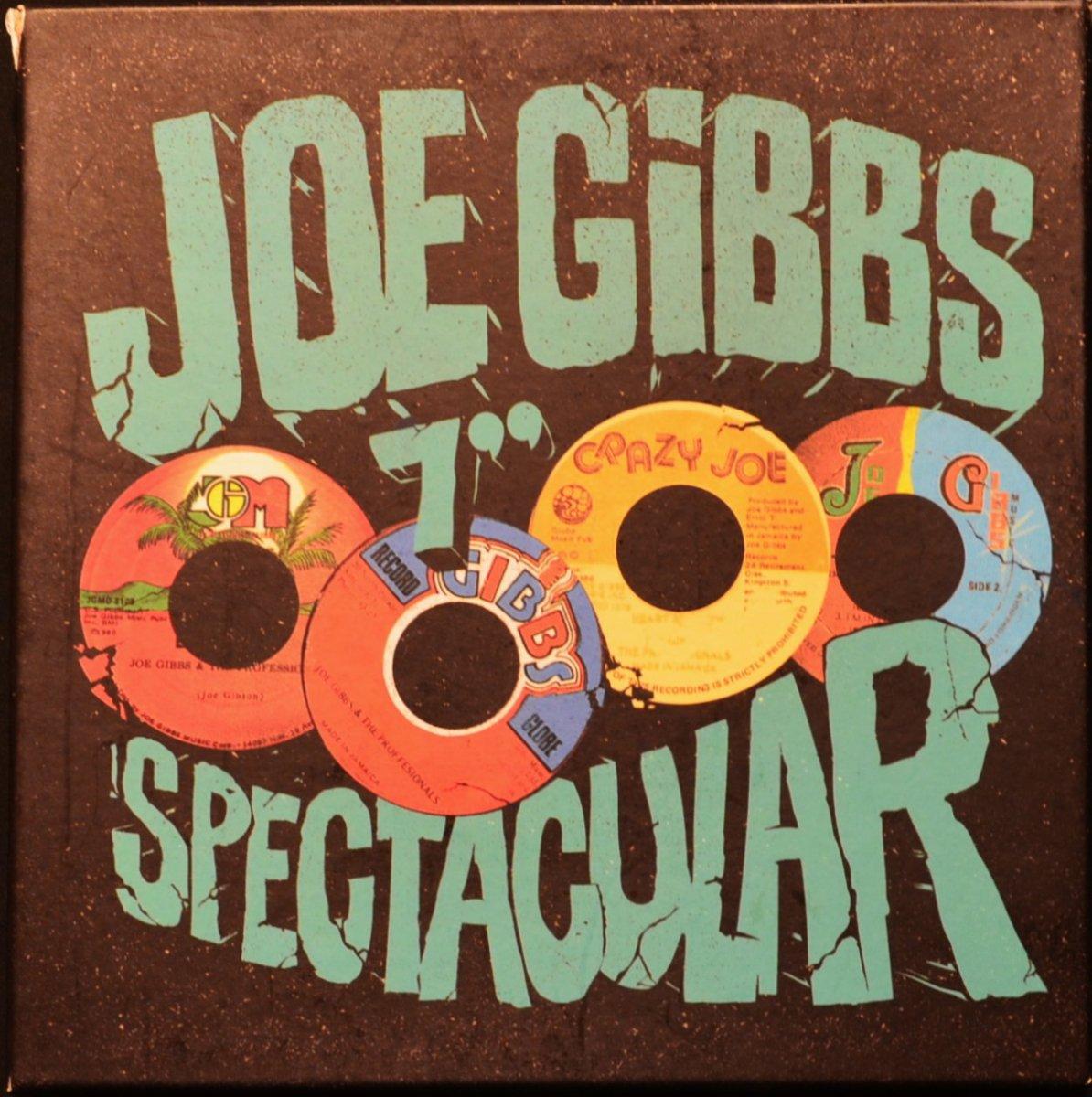 V.A. / JOE GIBBS 7