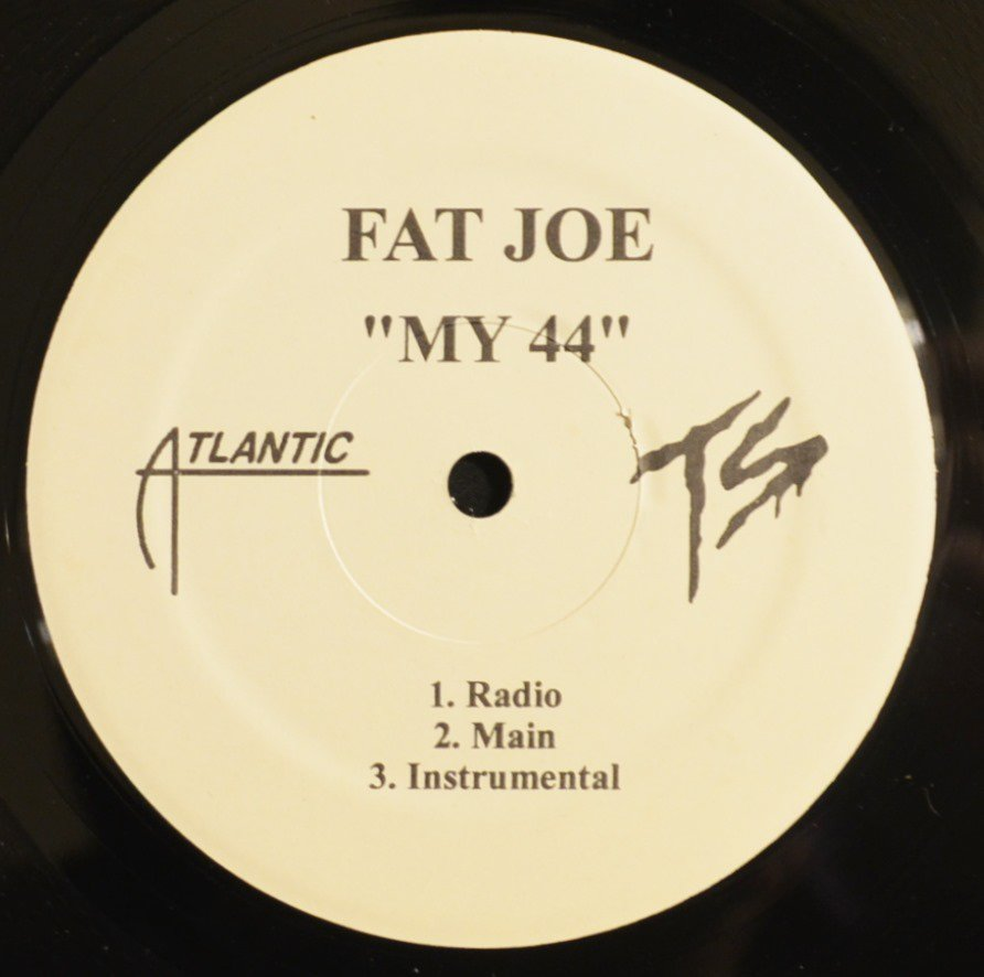 FAT JOE / MY 44 - US PROMO (12