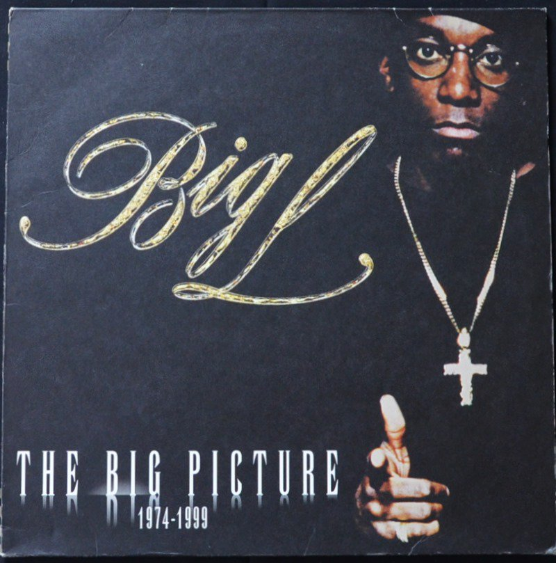 BIG L / THE BIG PICTURE (1974 - 1999) (2LP)