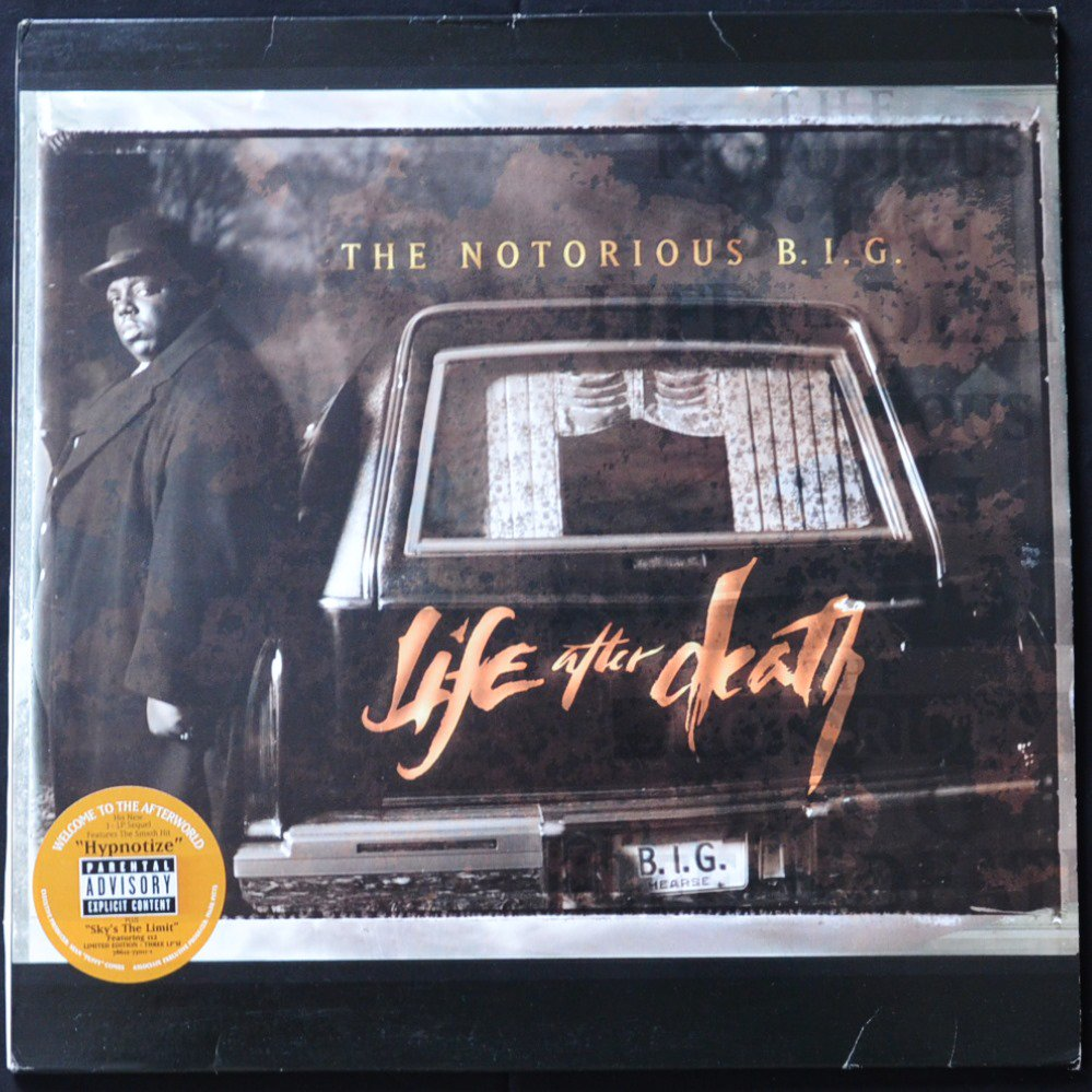 THE NOTORIOUS B.I.G. / LIFE AFTER DEATH (3LP)