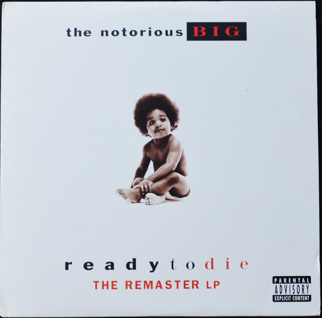NOTORIOUS B.I.G. / READY TO DIE ('2004 THE REMASTER LP) (2LP)