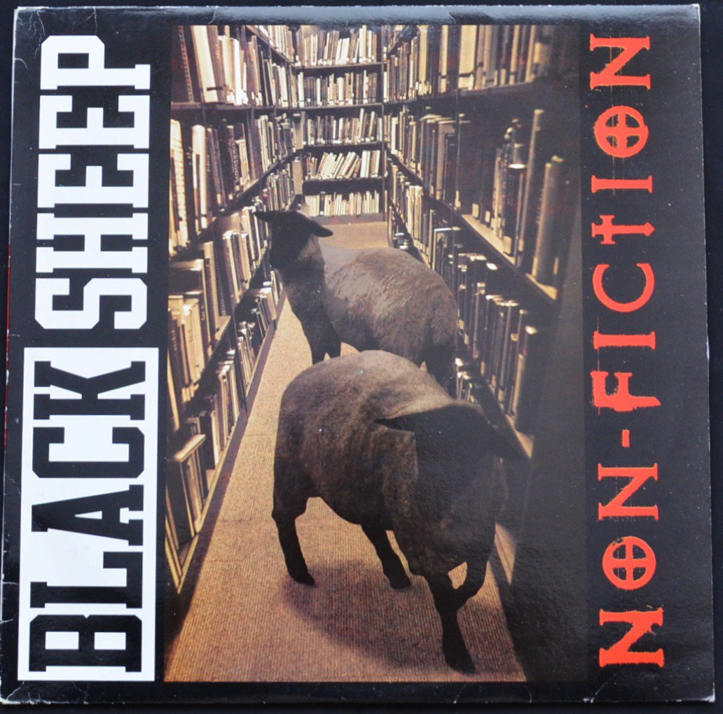 BLACK SHEEP / NON-FICTION - EU ORIGINAL (2LP)
