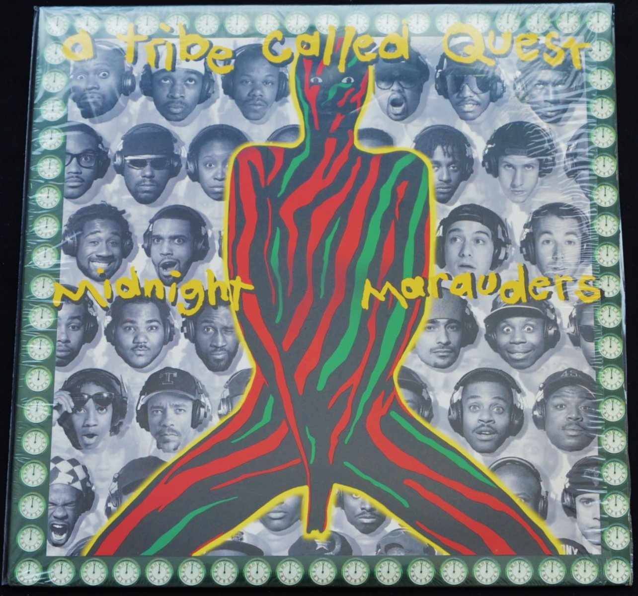A TRIBE CALLED QUEST ‎/ MIDNIGHT MARAUDERS (1LP)