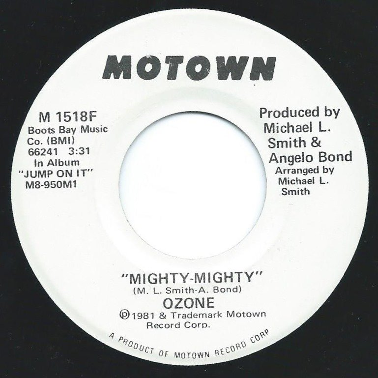 OZONE / MIGHTY-MIGHTY (7