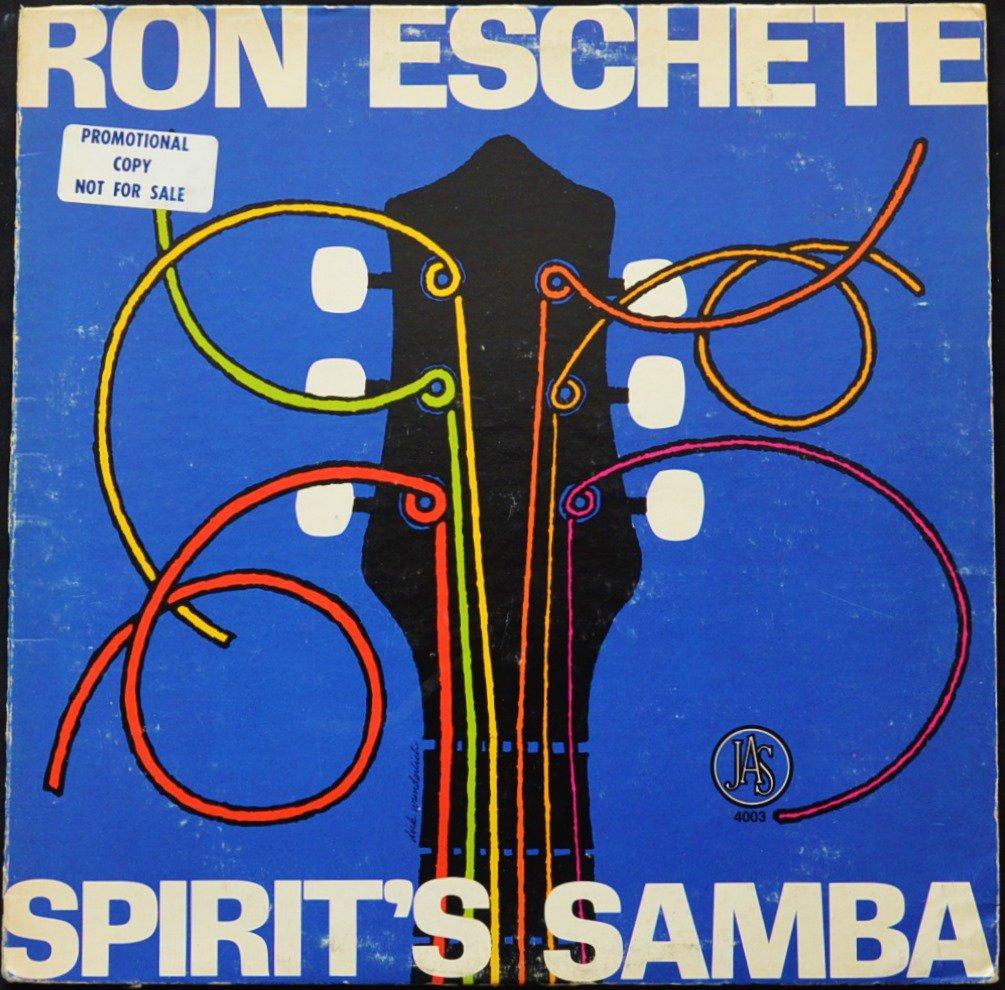 RON ESCHETE / SPIRIT'S SAMBA (LP)