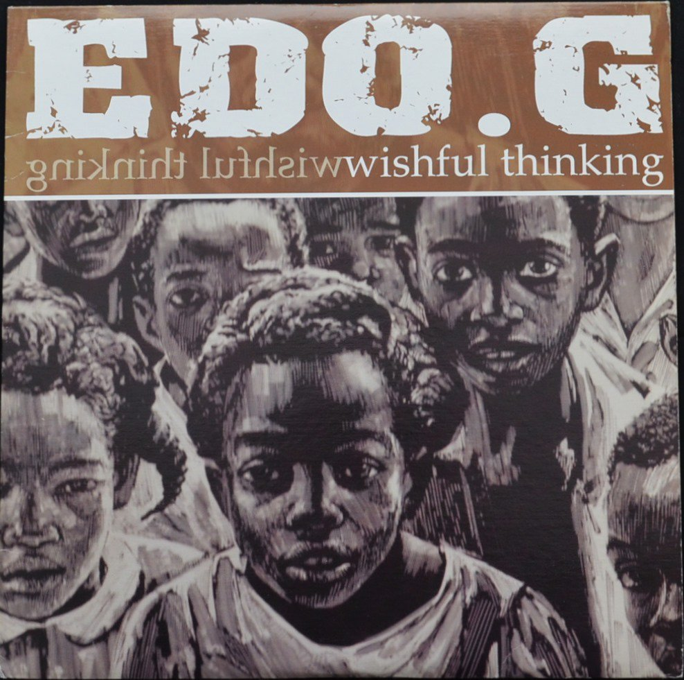 ED O.G. / WISHFUL THINKING (2LP)