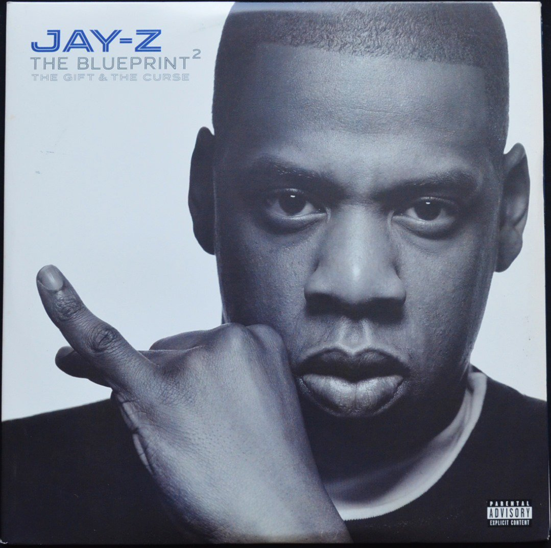 JAY-Z ‎/ THE BLUEPRINT² THE GIFT & THE CURSE (4LP)