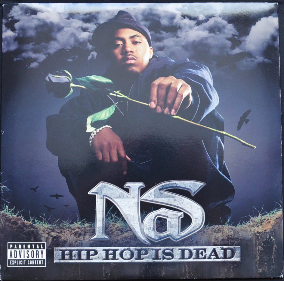 NAS ‎/ HIP HOP IS DEAD (2LP)