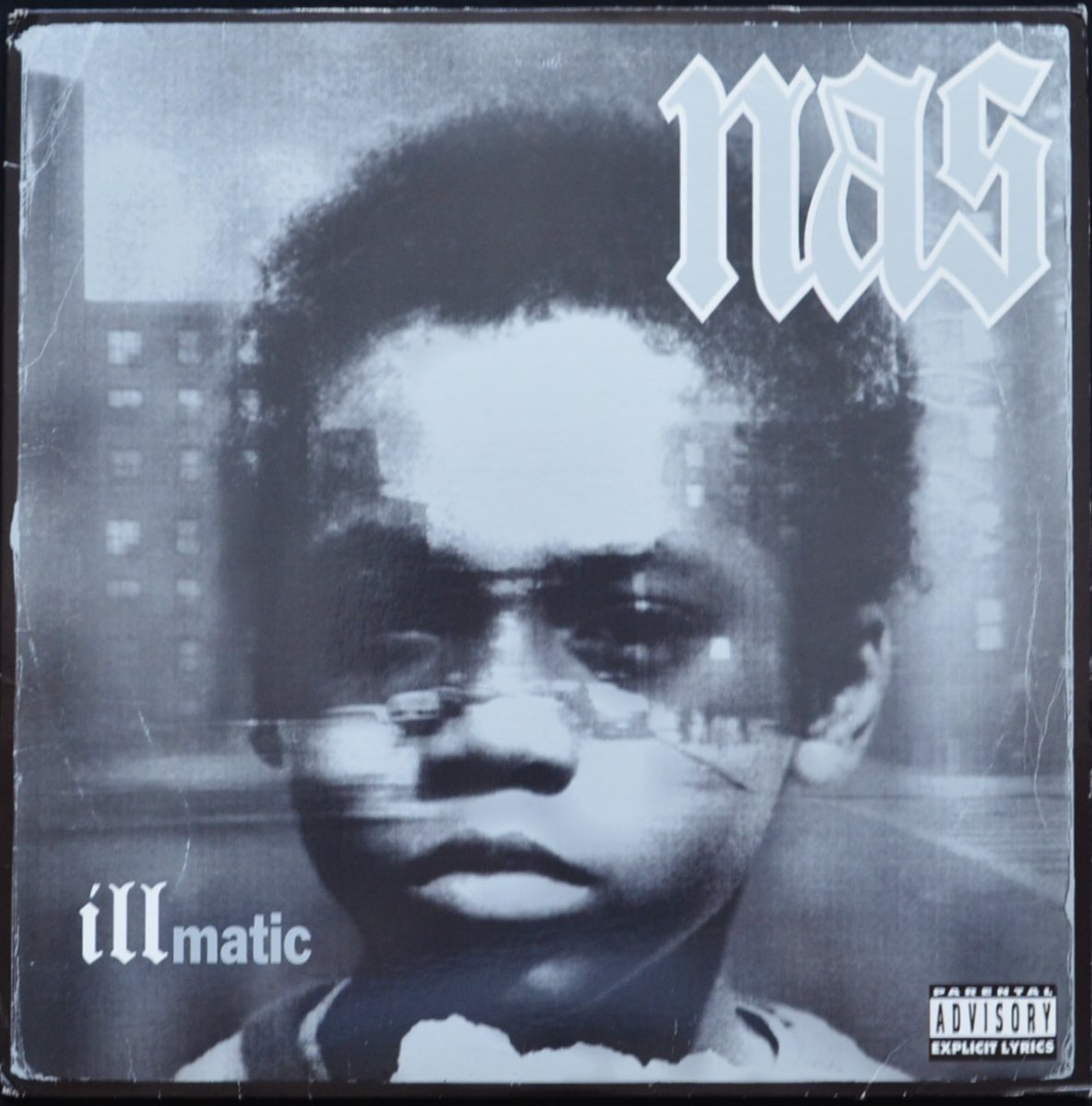 NAS / 10 YEAR ANNIVERSARY ILLMATIC PLATINUM SERIES (2LP)