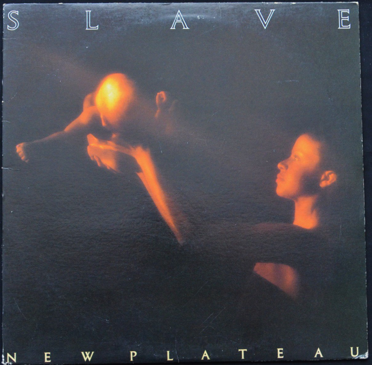 SLAVE ‎/ NEW PLATEAU (LP)