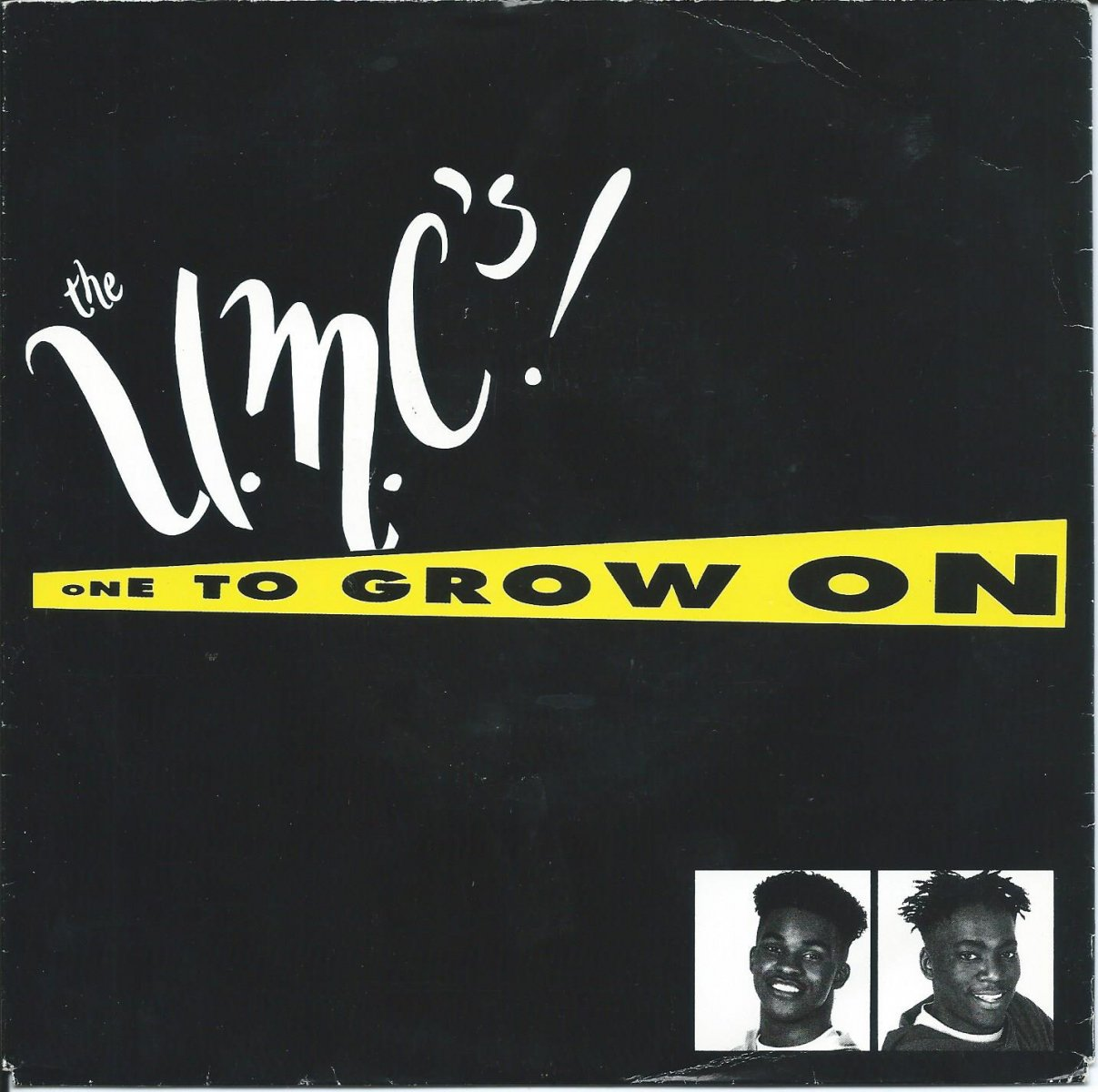 THE U.M.C.'S / ONE TO GROW ON / BLUE CHEESE (7